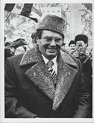 Stevan Kagujevic, Tito, na Djerdapu, 1977
