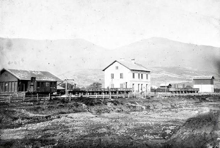 Станица Бела Паланка