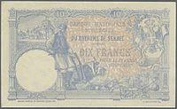 10 динара 1893. друга страна