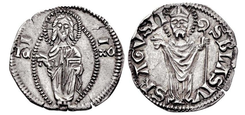 Динар Дубровачке републике 1337