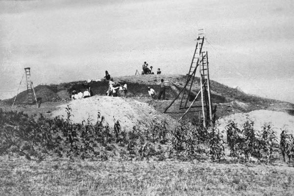Iskopavanja na Hingi