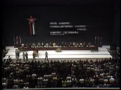 Prvi kongres SPS