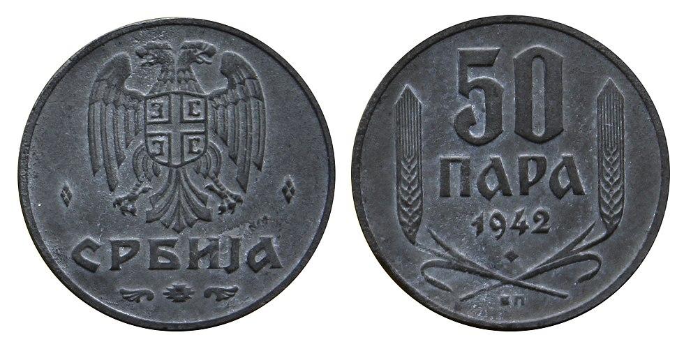 50 пара 1942