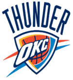 Оклахома Сити ТандерOklahoma City Thunder - лого