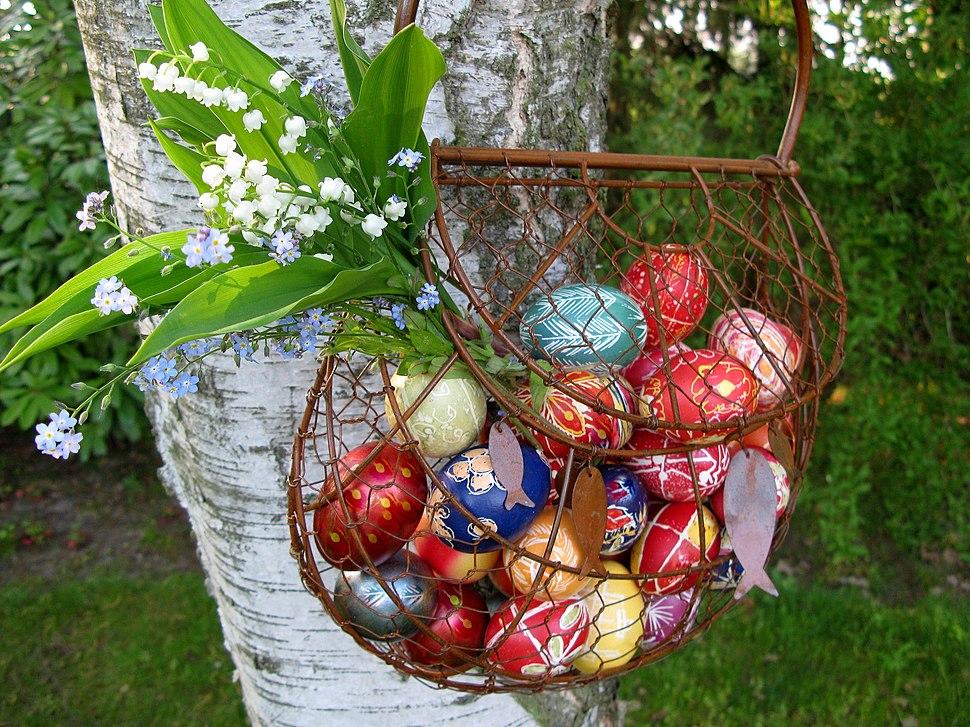 Васкрс - шарана јаја