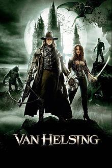 """""""Van Helsing"""" 220px-Van_Helsing_poster"""