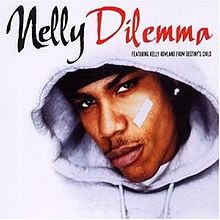 Nelly featuring Kelly Rowland - Dilemma CD cover.jpg