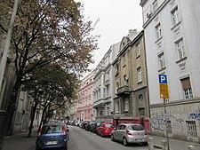 Ulica Hilandarska Vikipediјa Slobodna Enciklopediјa
