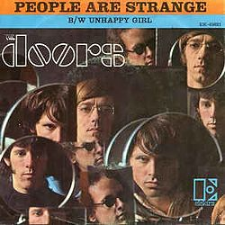 People Are Strange cover