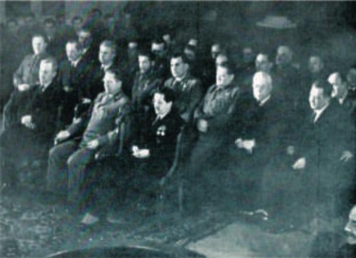 Министарски савет Демократске Федеративне Југославије под председништвом Јосипа Броза Тита, Београд, 7. март 1945