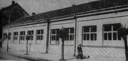 Стара школа Пожаревац