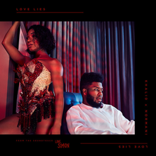 Khalid and Normani Love Lies.png