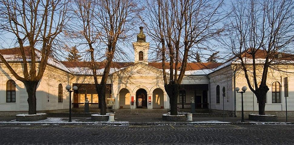 Zgrada muzeja 2