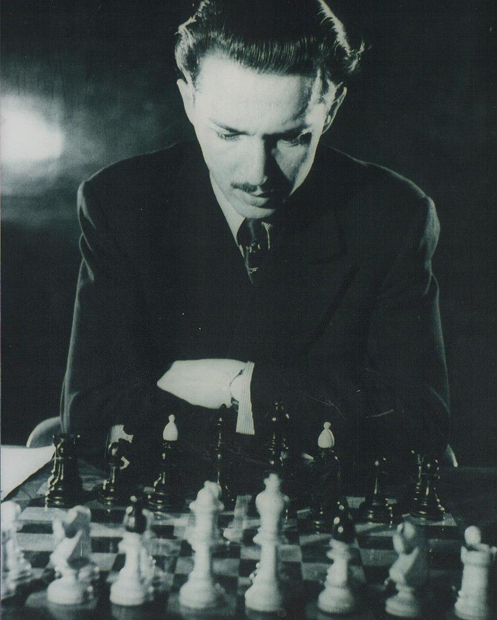 Stevan Kragujevic, Velemajstor Svetozar Gligoric u Senti 1982