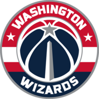 Vašington vizardsiWashington Wizards - лого