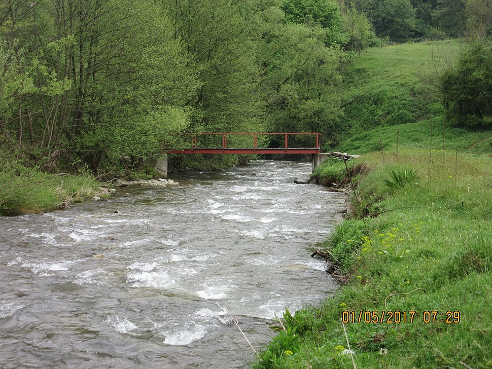 Mostic Kozaracka reka