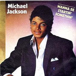 Wanna Be Startin' Somethin' cover