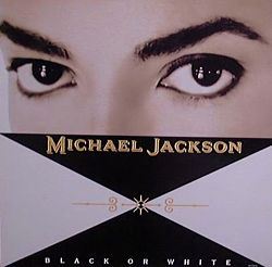 Black or White cover