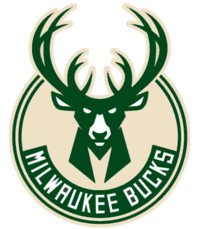 Milvoki baksiMilwaukee Bucks - лого