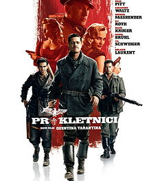 ProkletniciInglourious      Basterds