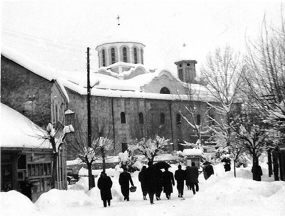 Prizren zima 1964
