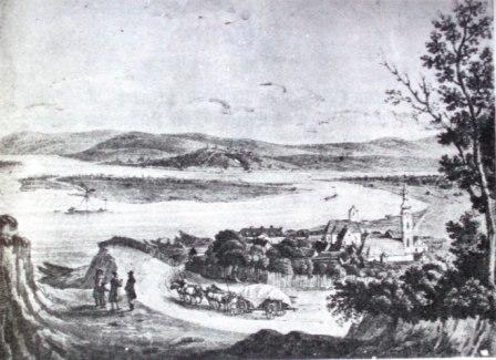 Izgled Zemuna 1808