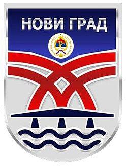 Резултат слика за grb opštine novi grad