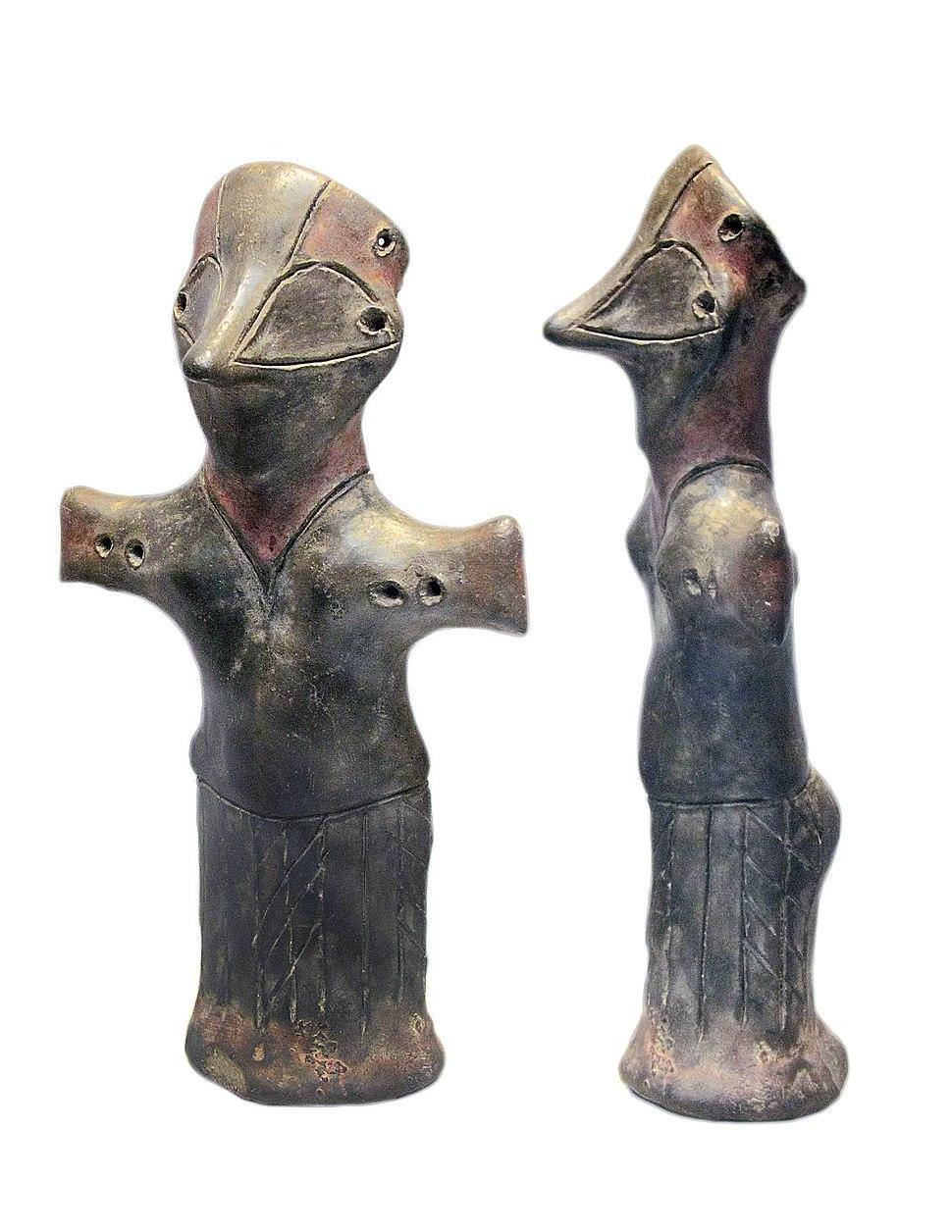 Antropomorfna figurina vinca