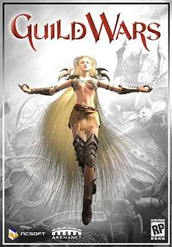 Guild Wars North-American presale box cover.jpg