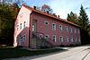 Zgrada partizanske stamparije Borba
