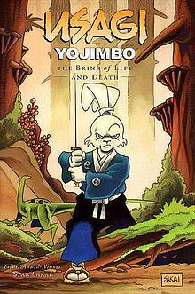 Usagi Yojimbo vol 10.jpg