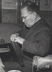 Stevan Kragujevic, Tito, radno