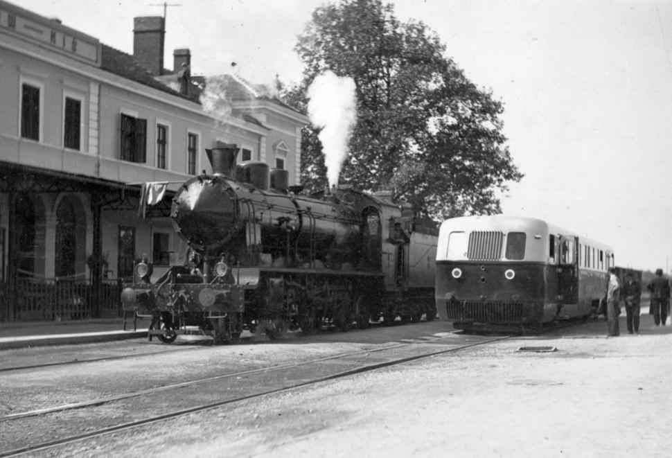 Станица Ниш 1937