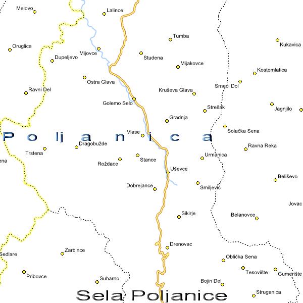 Sela Poljanice