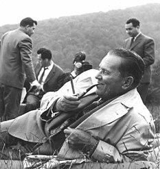 Stevan Kragujevic, Tito, predah, Jastrebac,1961