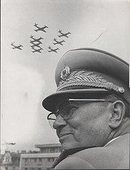 Stevan Kragujevic, Tito, Prvomajska parada