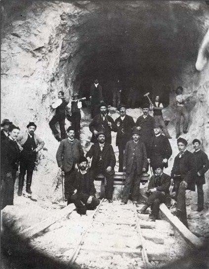Тунел у Сићевачкој клисури