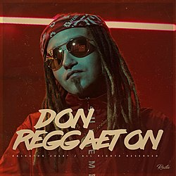 Омот албума Don Reggaeton.jpg