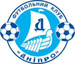 FK Dnjepro Dnjepropetrovsk.png