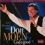 God Is Good - Worship with Don Moen Cover