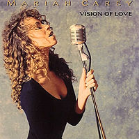 """Vision of Love"" cover"