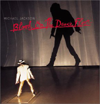 """Blood on the Dance Floor"" cover"
