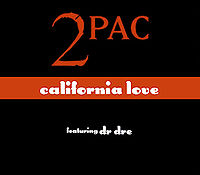 """California Love"" cover"
