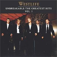 Unbreakable - The Greatest Hits Vol. 1 Cover