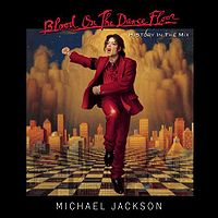 Blood on the Dance Floor: HIStory in the Mix Cover