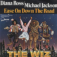 """Ease on Down the Road"" cover"