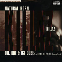 """Natural Born Killaz"" cover"