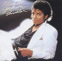 Thriller Cover
