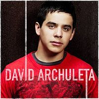 David Archuleta Cover