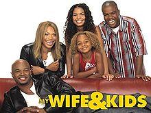my whife and kids:
